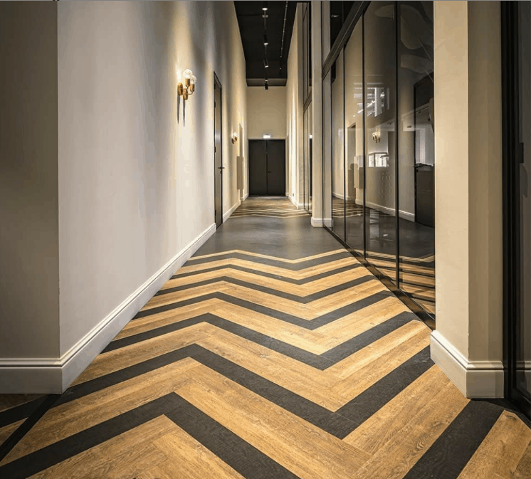Popular wood flooring 2022 with beautiful patterns