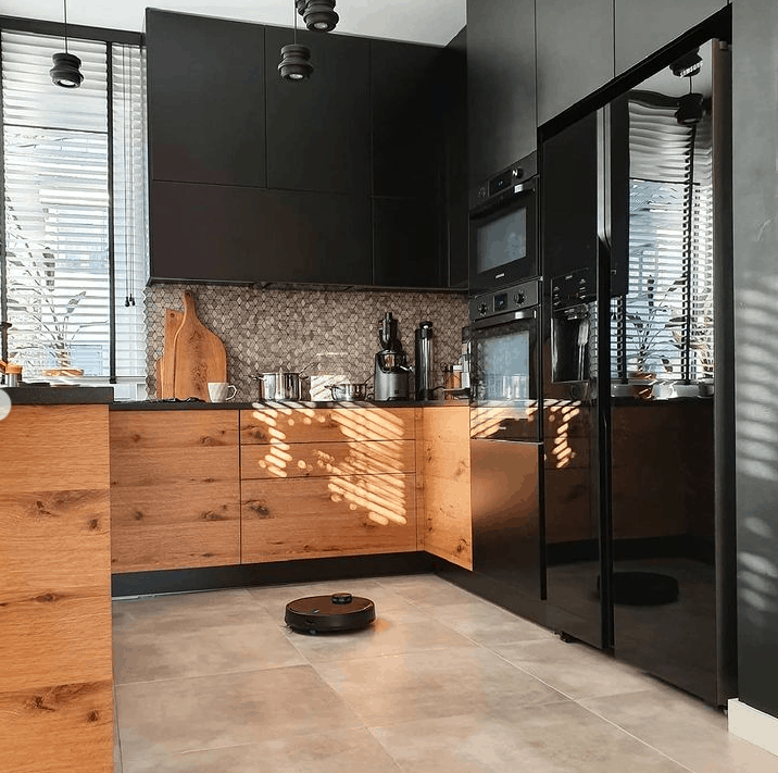 Small Kitchen Ideas 2022: Built-in Appliances