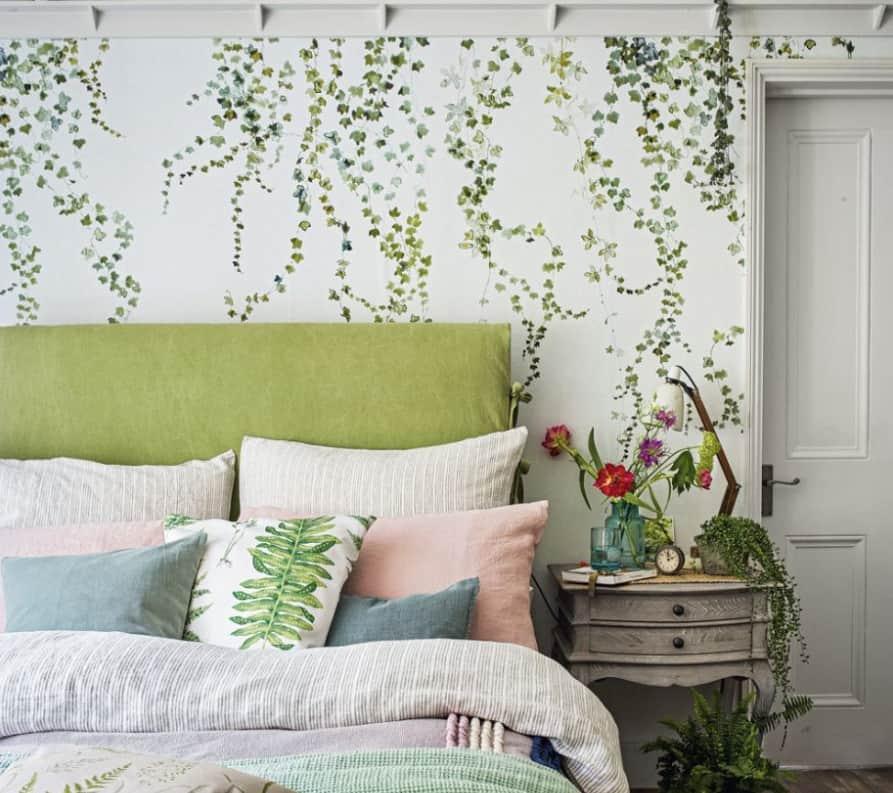 Bedroom Design 2022: Wallpapers