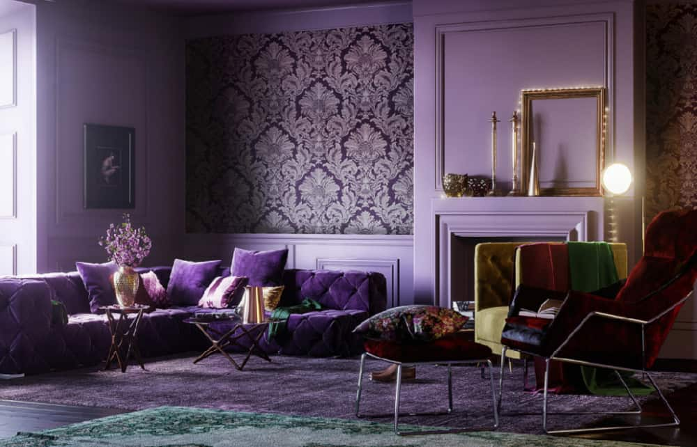 Color of The Year 2022: Orchid Flower