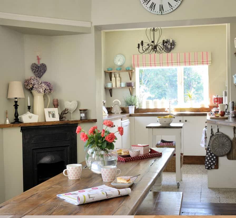 Dining Room Design 2022: Open Shelves