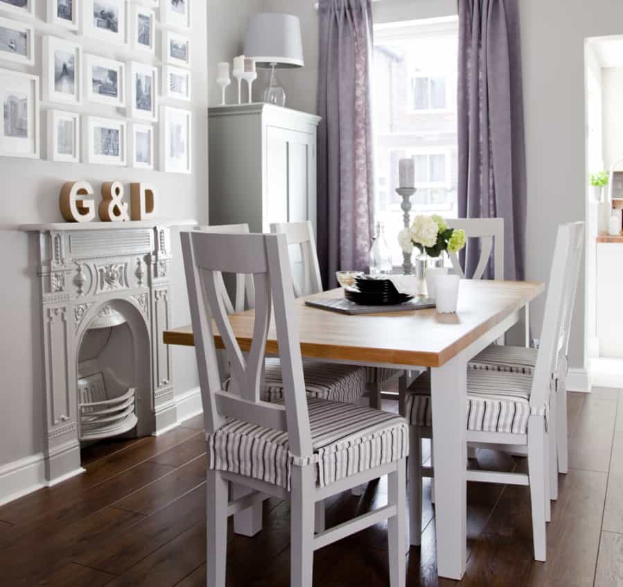 Dining Room Trends 2022: Accent Wall