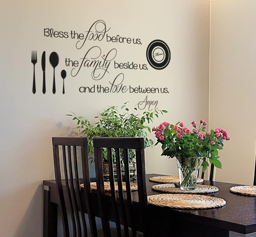 Cutlery on the Wall
