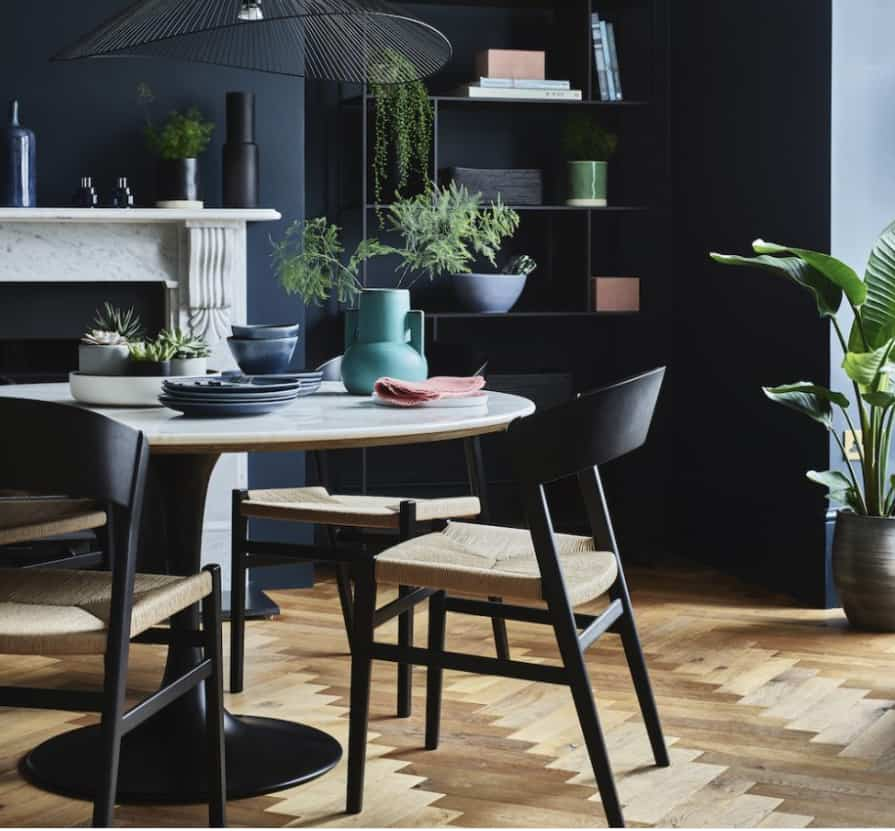 Dining Room Trends 2022: Round Table