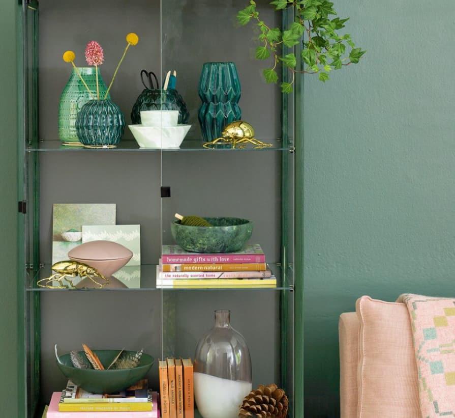 Interior Color Trends 2022: Green