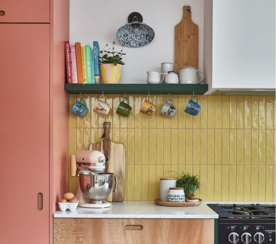 Kitchen Interior Color Trends 2022