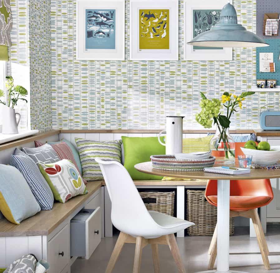 Wallpaper Ideas For 2022: Terrazzo Wallpaper