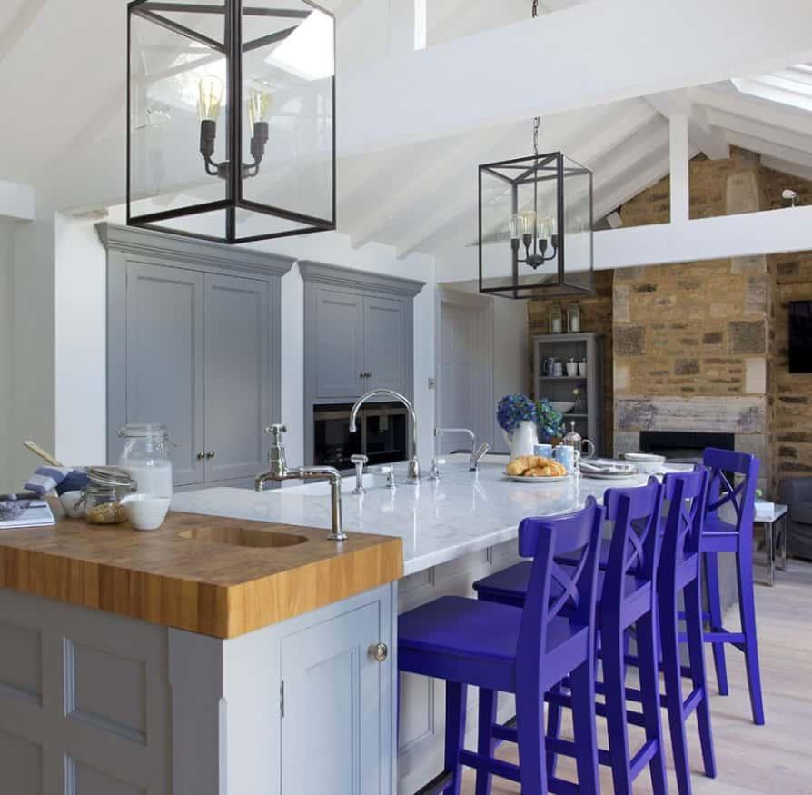 Modern Kitchen Ideas 2022: Provence Style