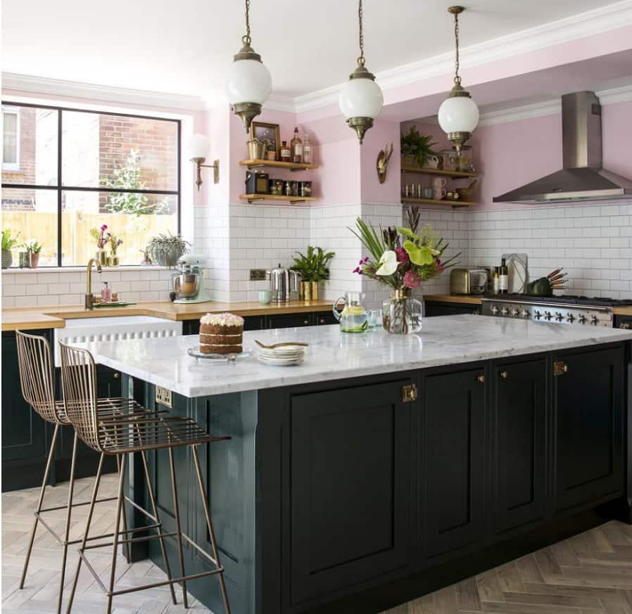 Scandinavian Style Kitchen 2022
