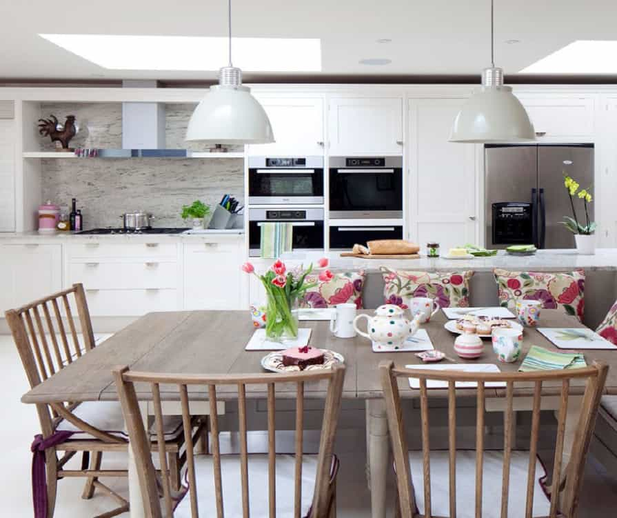 Kitchen Ideas 2022: Tall Cabinets To The Ceiling