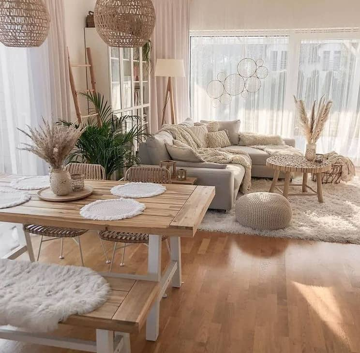 Living Room Trends 2022: Eco Style