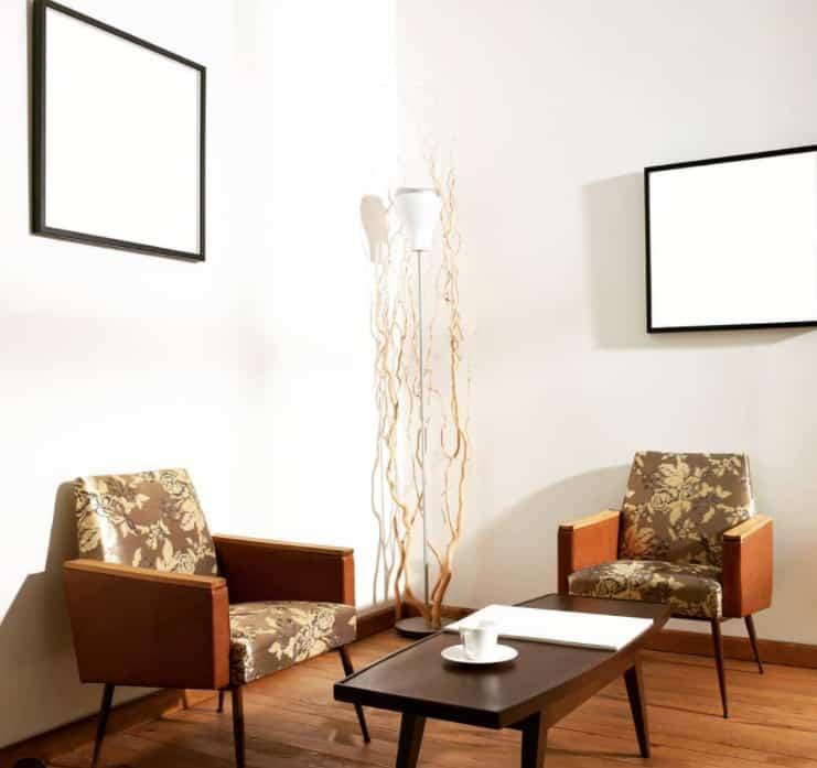 Living room trends 2022: Vintage