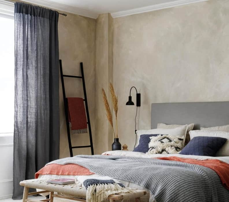 Style Modern Curtains 2022 blue Curtain Trends 2022: Colors
