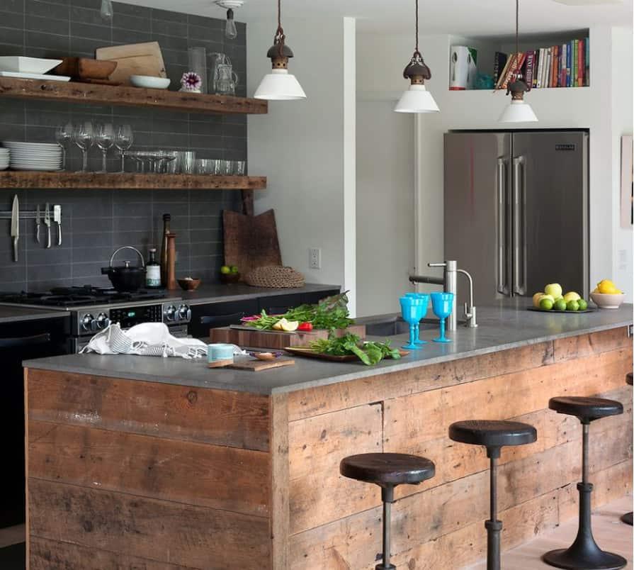 Vintage Style In The Kitchen Design 2022