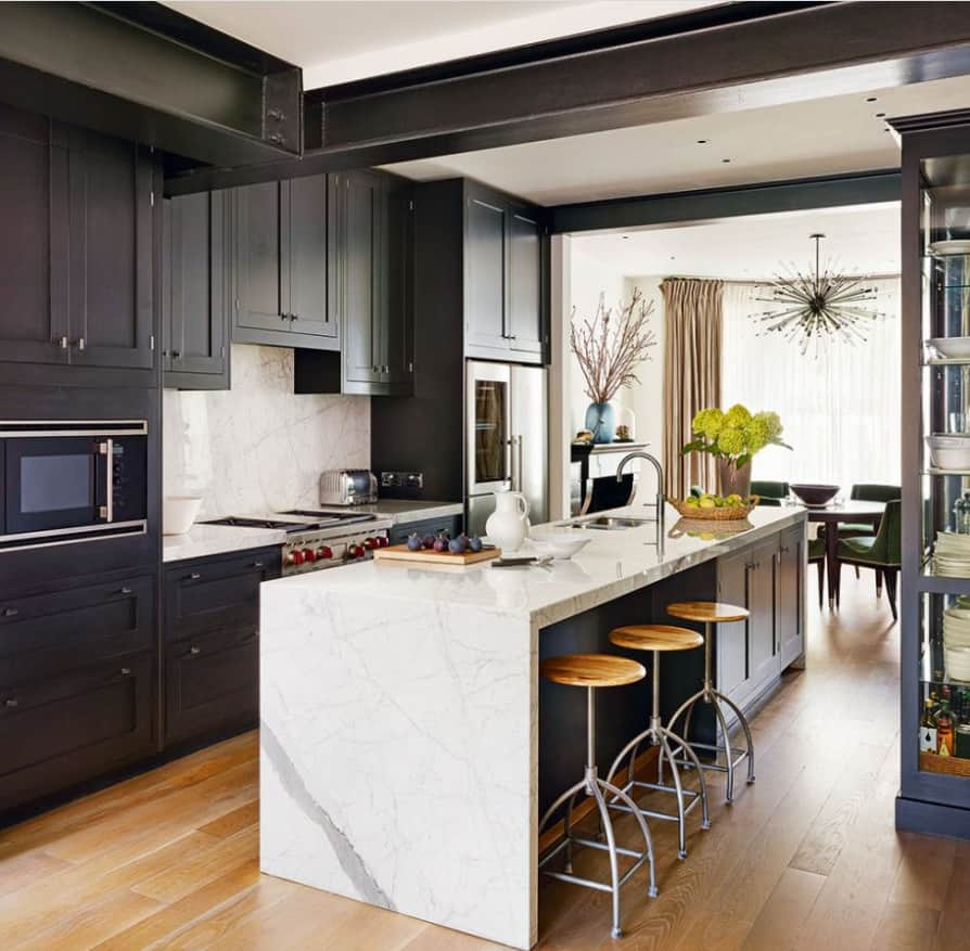 Kitchens Combined With Other Living Areas
