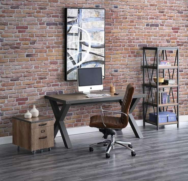 Loft Style Office Interior Design 2022