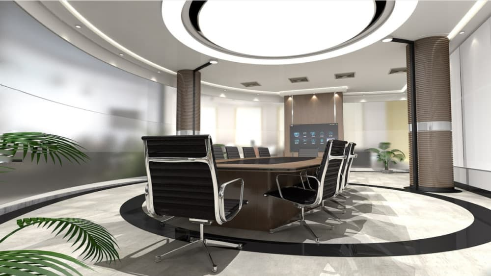 Office Trends 2022: Modern Style