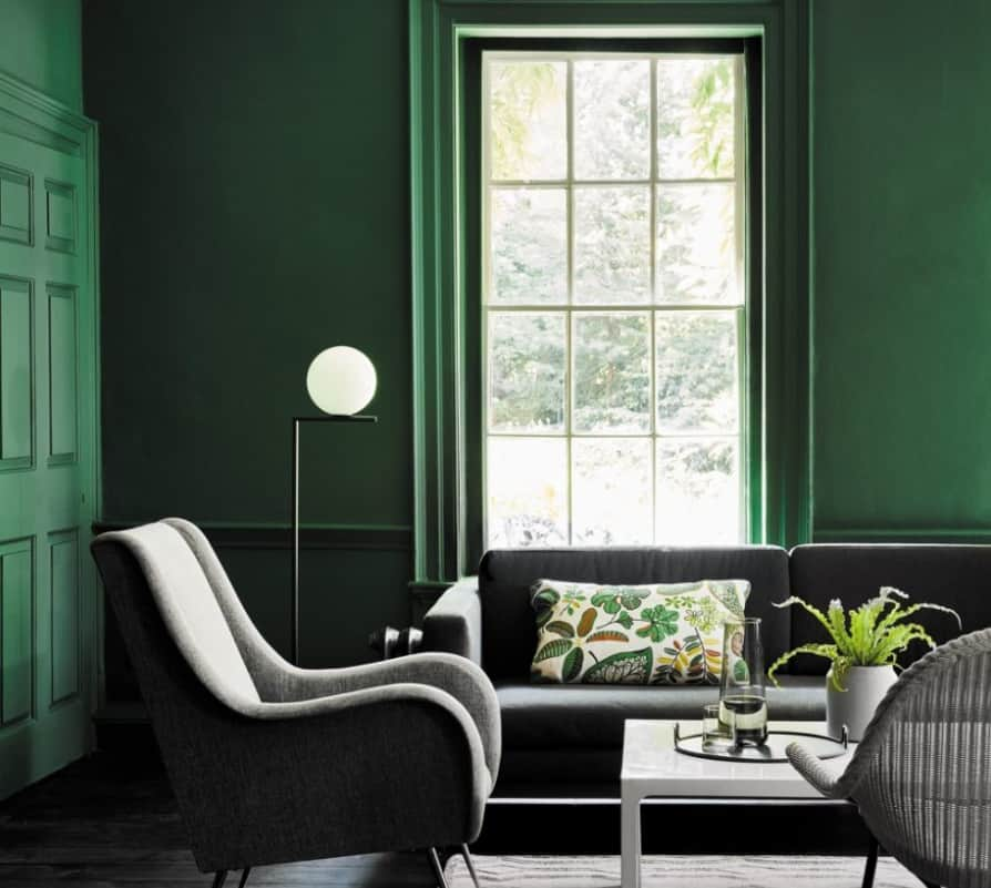 Living Room Trends 2022: Eclectic Style