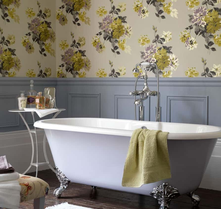 Wallpaper Trends 2022: 15 Great Design Solutions And Ideas
