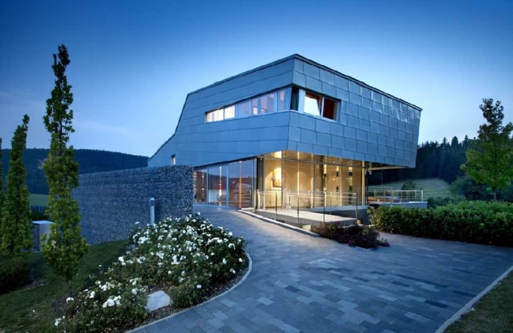 2022 Home Exterior Trends: High Tech