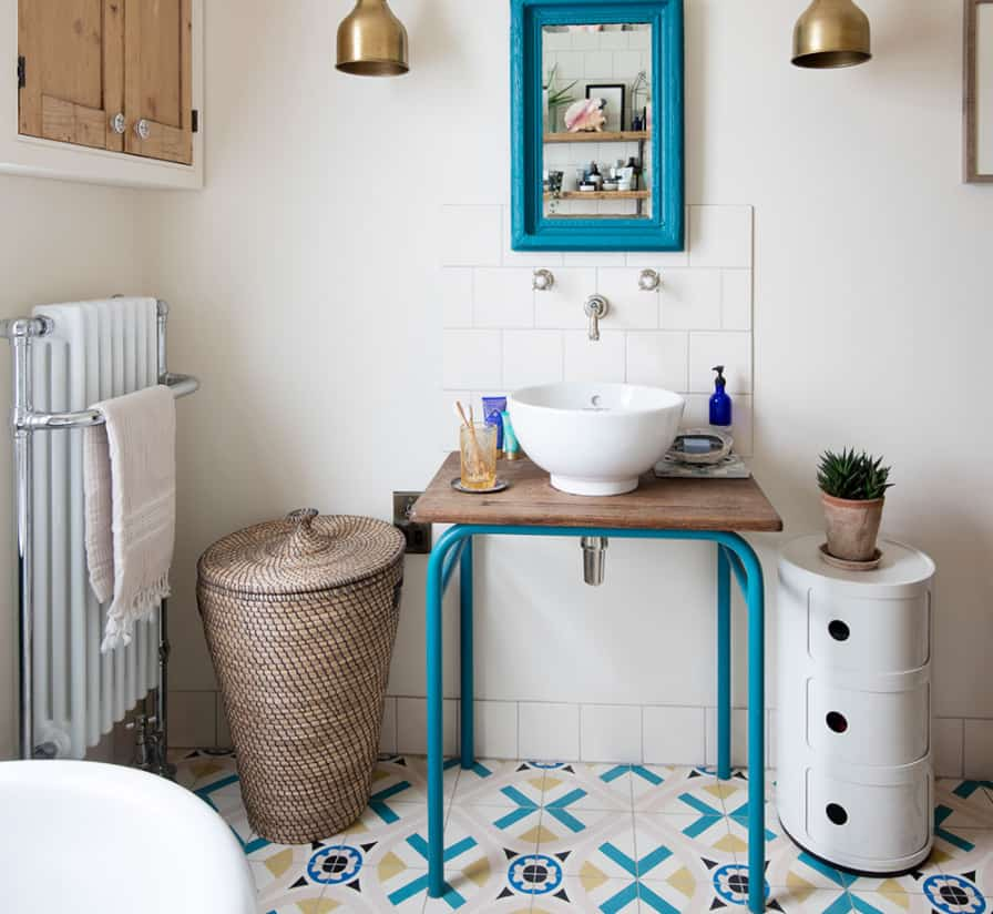 Bathroom Trends 2022: Accents