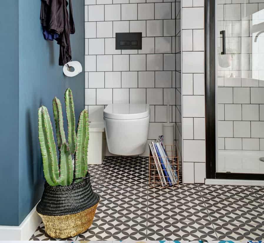 Bathroom Ideas 2022: Waterproof Paint