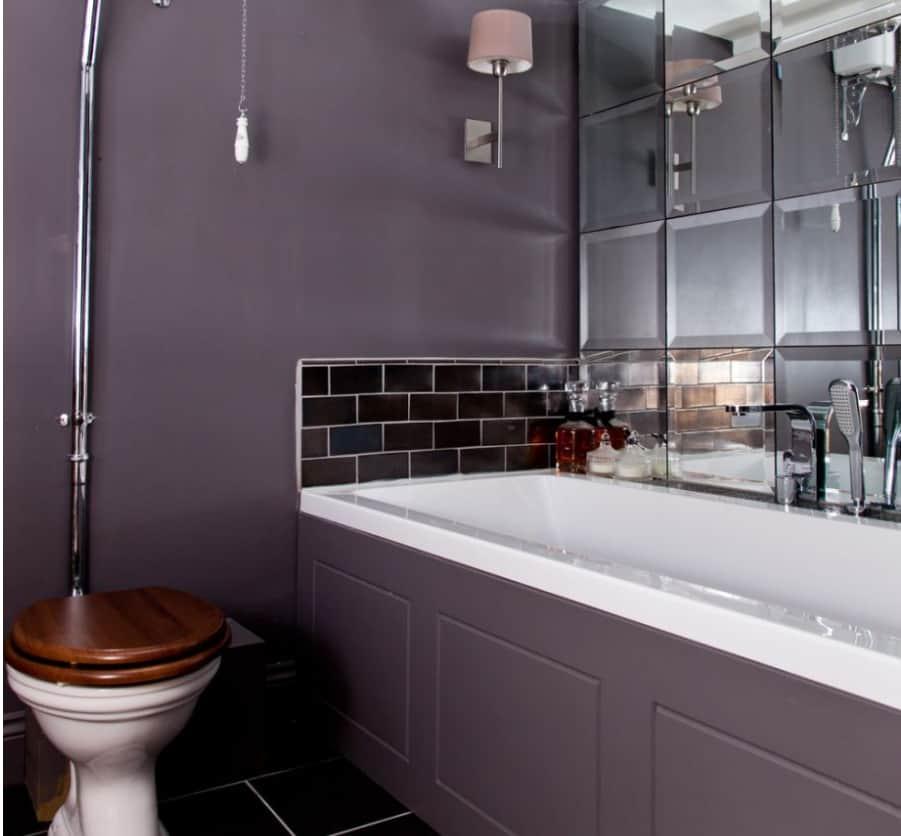 Bathroom Trends 2022: Gilding