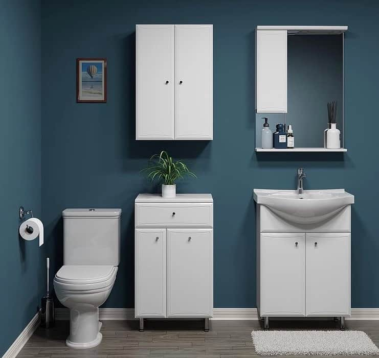 Bathroom Trends 2022: Plastic