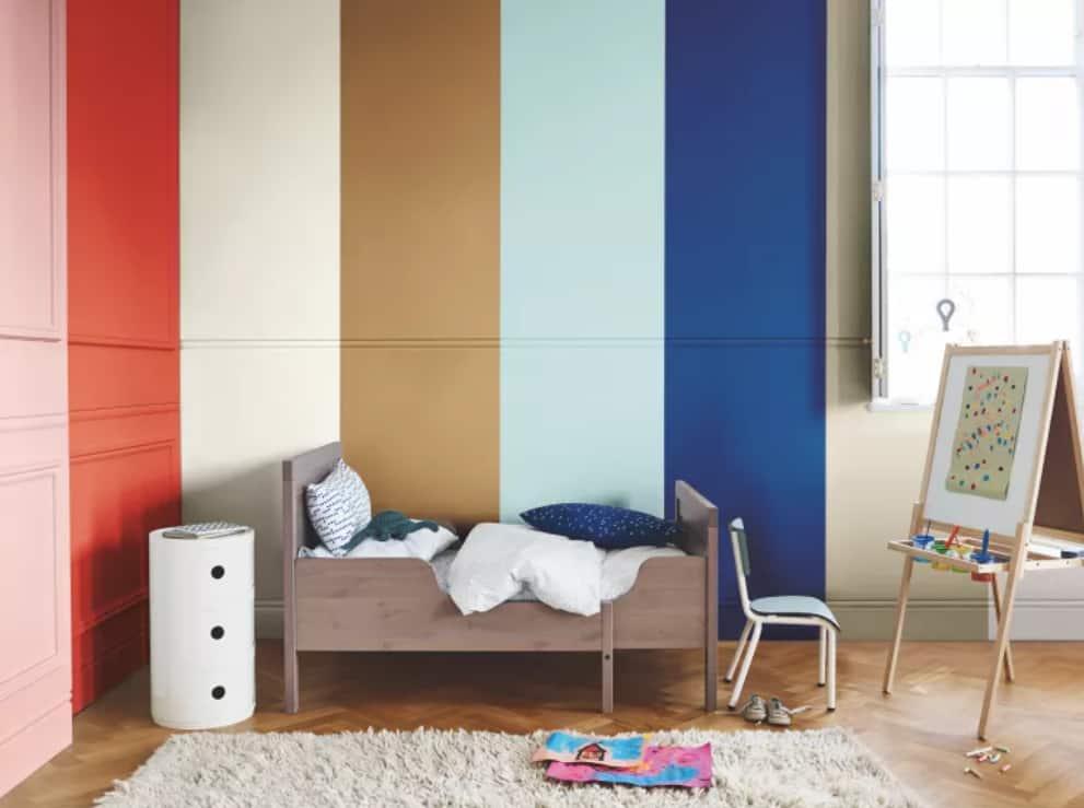 Kids' Bedroom Ideas 2022: Screen-easel