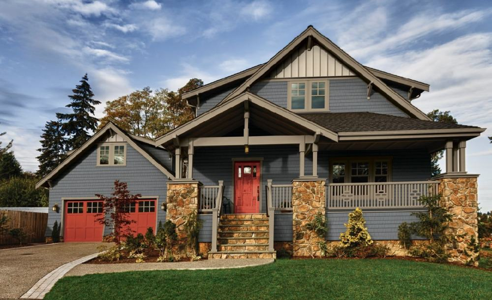 Exterior House Trends 2022: Natural Textures