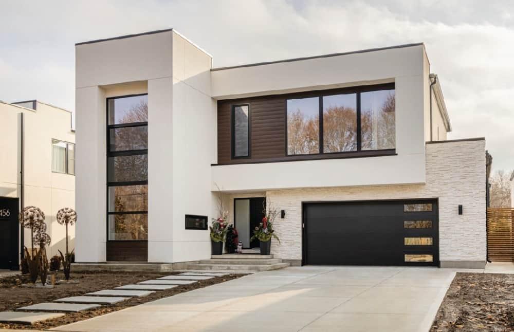 Exterior Home Design Trends 2022: Minimalism