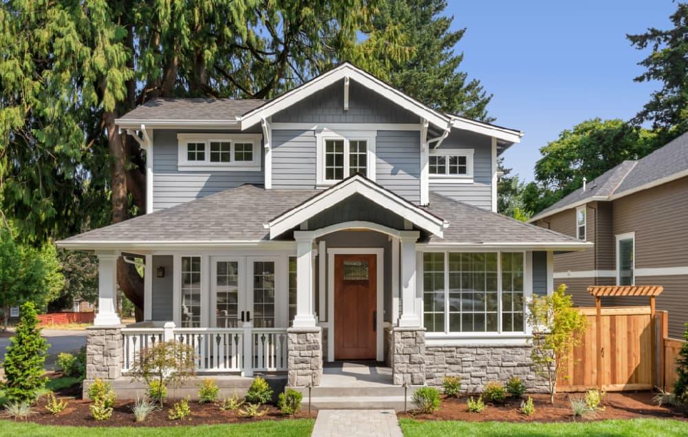 Modern Style Exterior Design Trends 2022