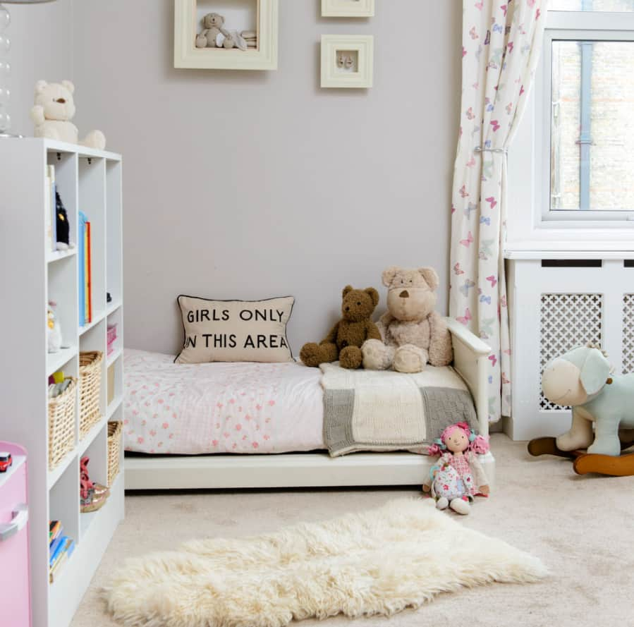 Trendy Colors For Kids' Room 2022