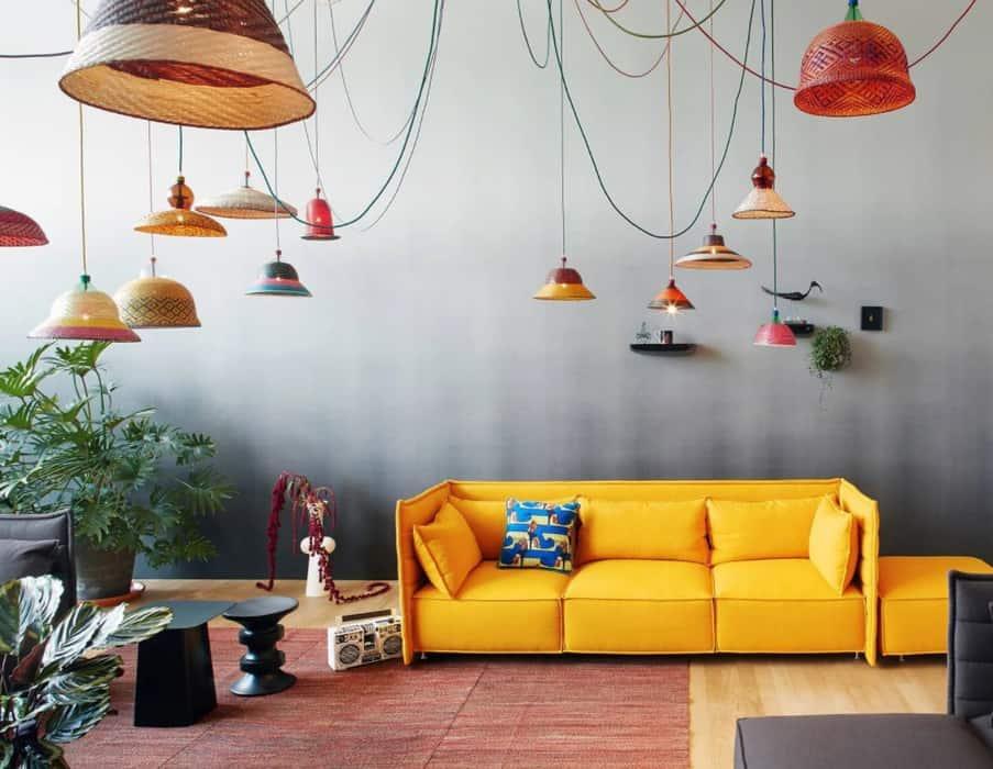 Home Decor Trends 2022: Original Lighting