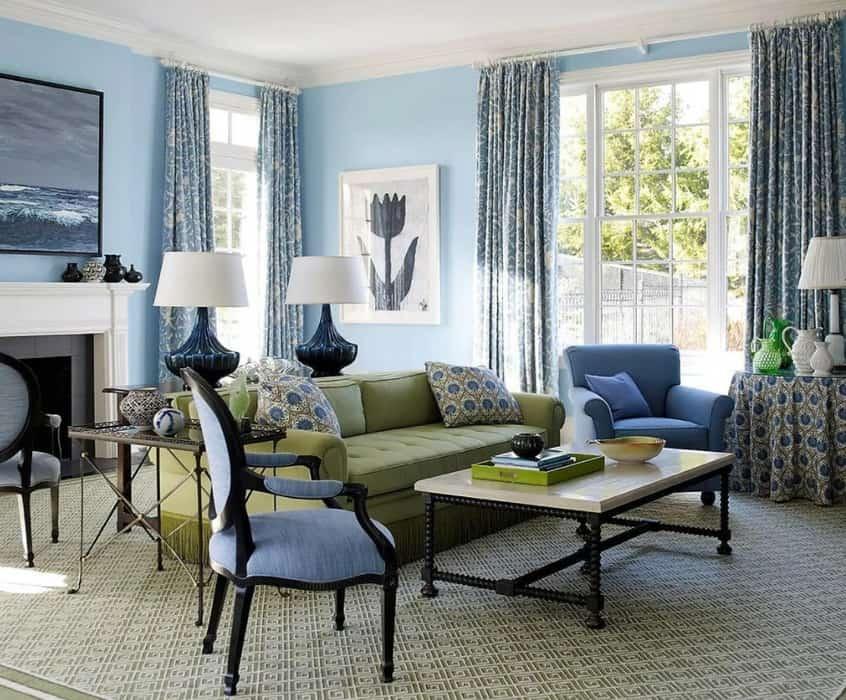Home Decor Ideas 2022: Bright Chairs