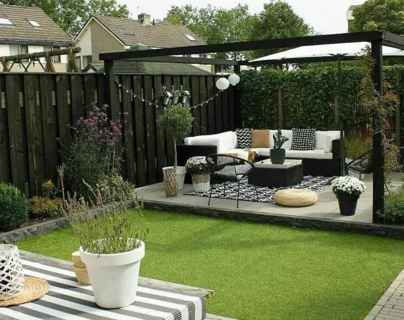 Garden Decor Trends 2022: Fence