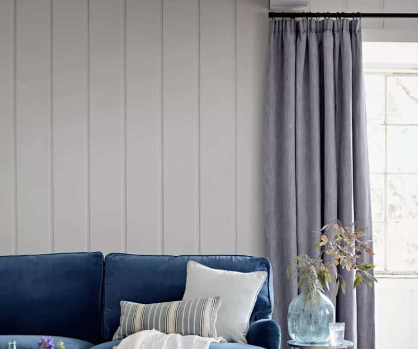 Curtain Trends 2022: Colors lilac