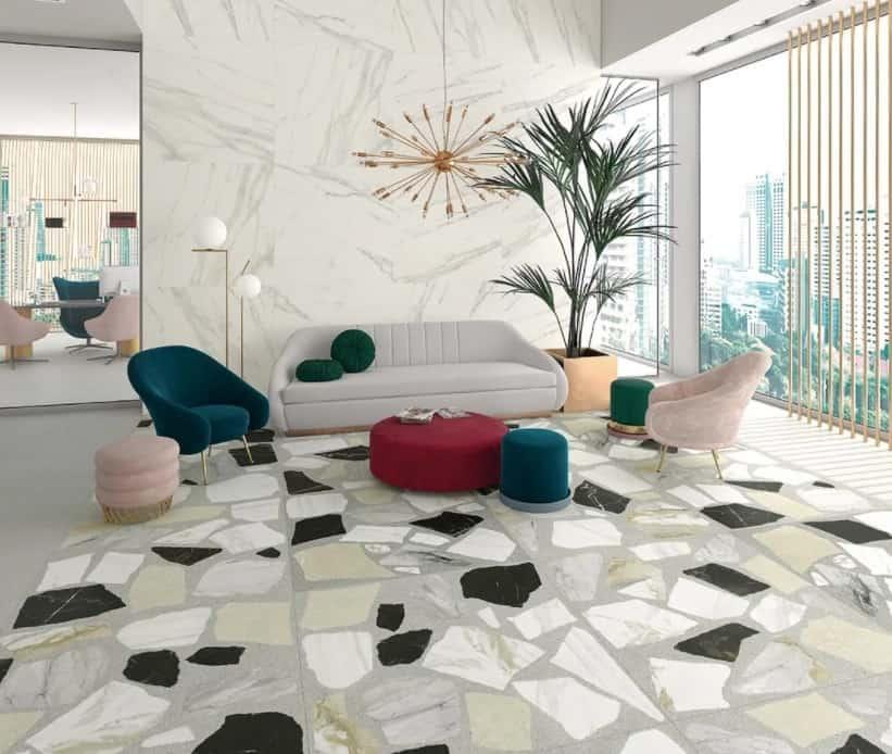 Decor Trends 2022: Terrazzo Flooring
