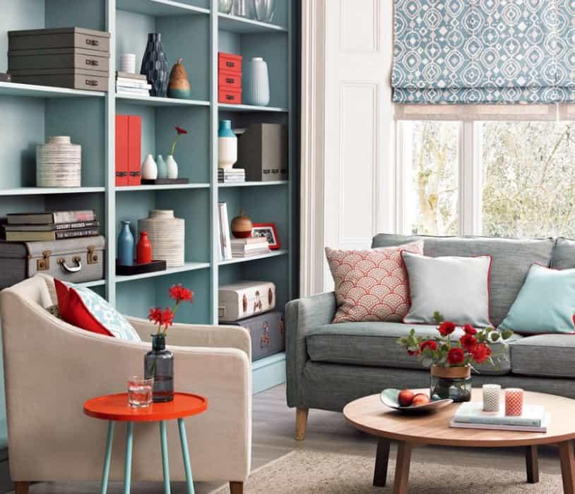 Small Living Room Design 2022: Modular Furniture