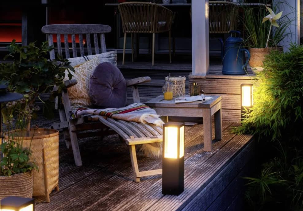 Smart Garden Lighting 2022