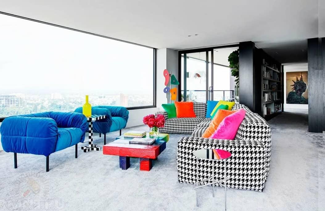 Memphis Style house-design-2022