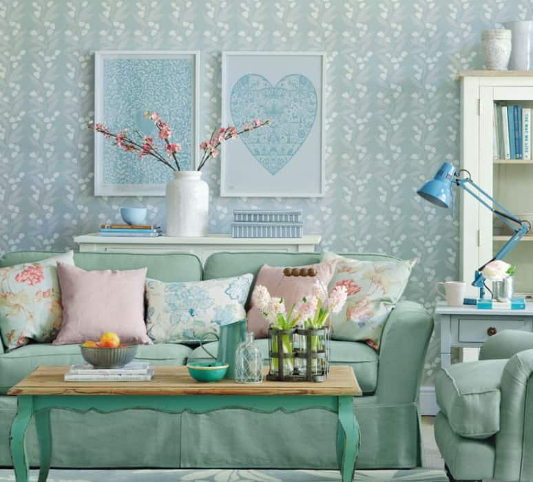 Bright Furniture and Accessories living room 2022