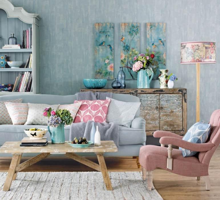 Living Room Furniture Trends 2022: Antique