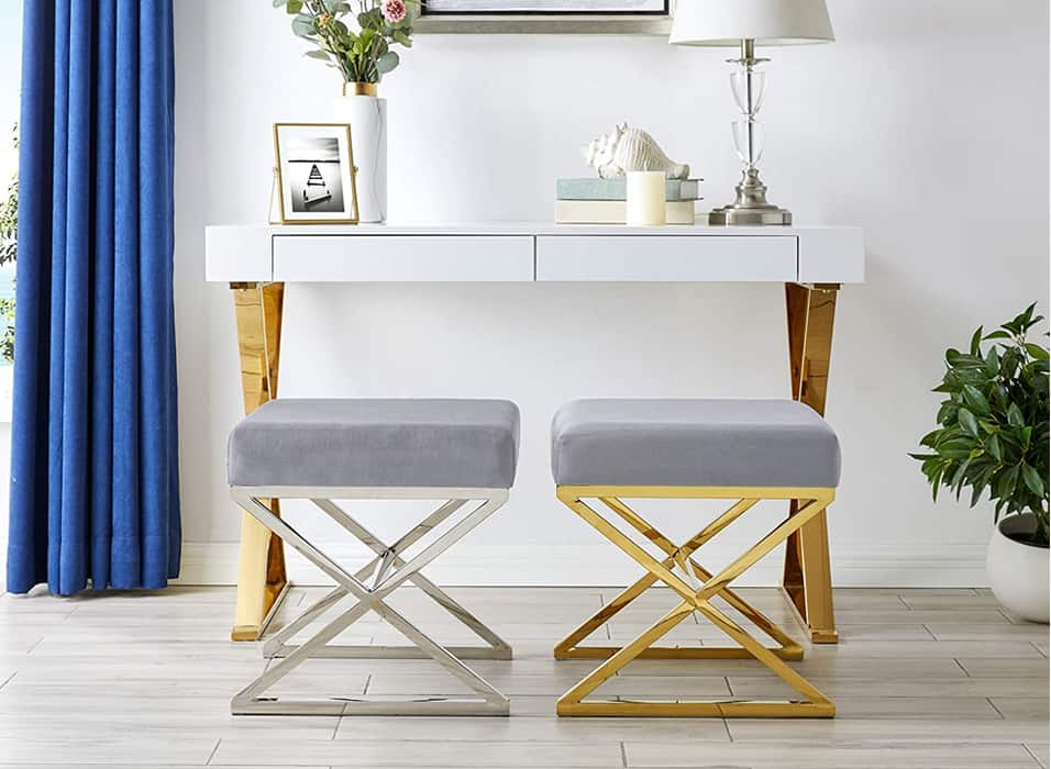 Living Room Furniture 2022: Stools and Benches