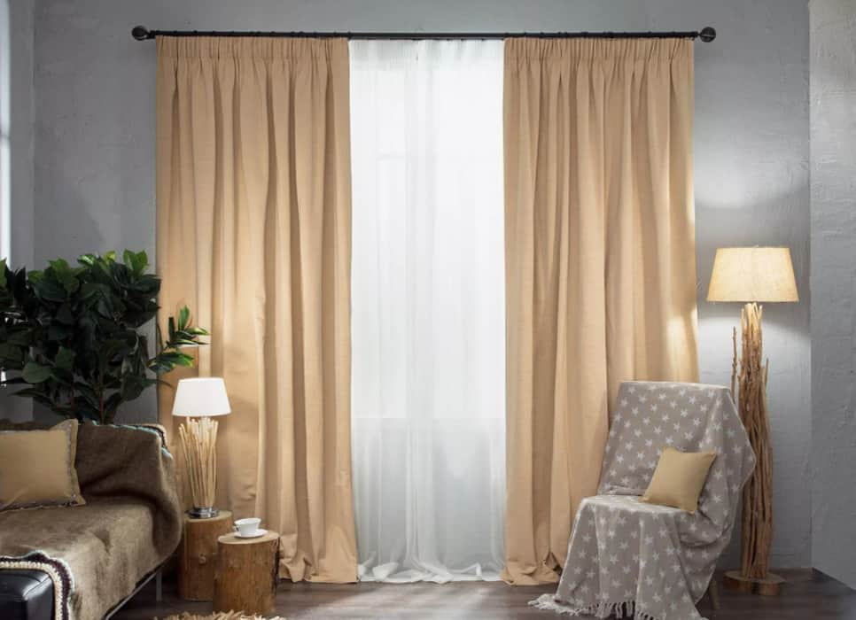 Curtain Trends 2022: Colors beinge