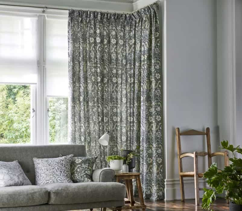 Curtain Trends 2022: Colors