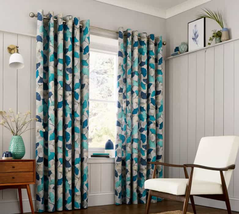 New Curtains 2022: Gradient