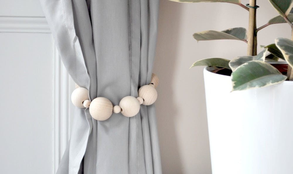 Modern Curtains 2022 With Ties